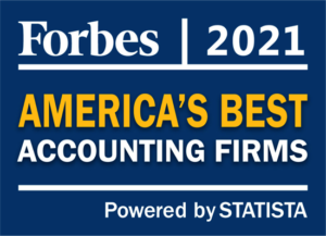 Forbes 2021 rated America's best accounting firms